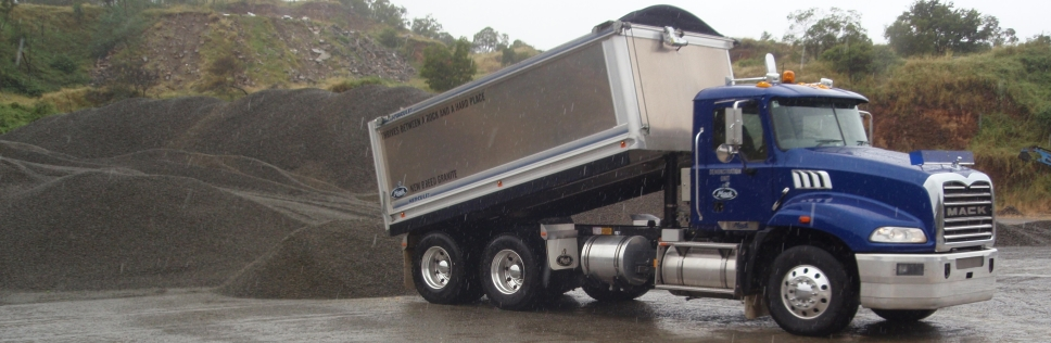 Tipper Stability System<br />Improved Safety For Tipper Trucks