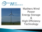 Mathers High Efficiency Wind Power